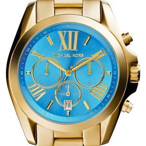 Michael Kors 'Bradshaw' Chronograph Watch